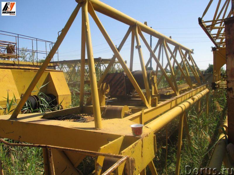 Запчасти и комплектующие к кранам башенным - Запчасти и аксессуары - Запчасти и комплектующие к кран..., фото 8